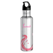 Splish Splash Stainless Steel Water Bottle - 25 oz.